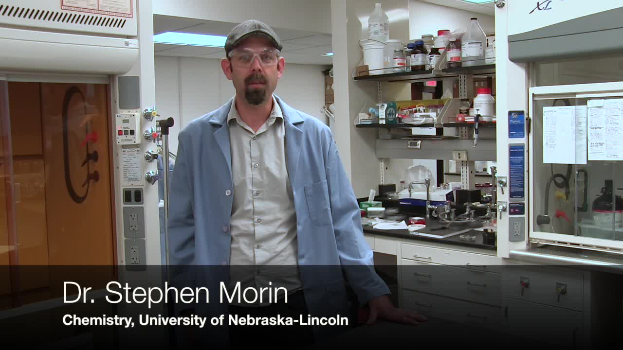 Dr. Stephen Morin on Nanotechnology