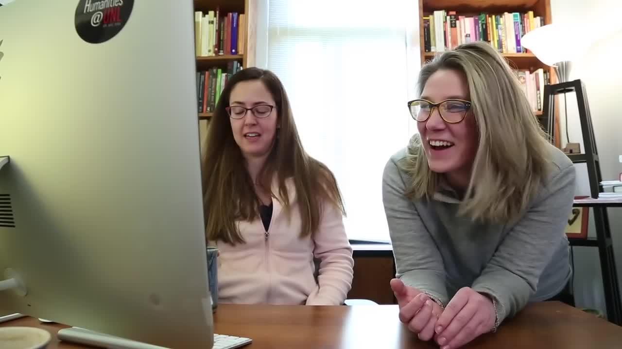 Nebraska Antropology: Meet Margaret
