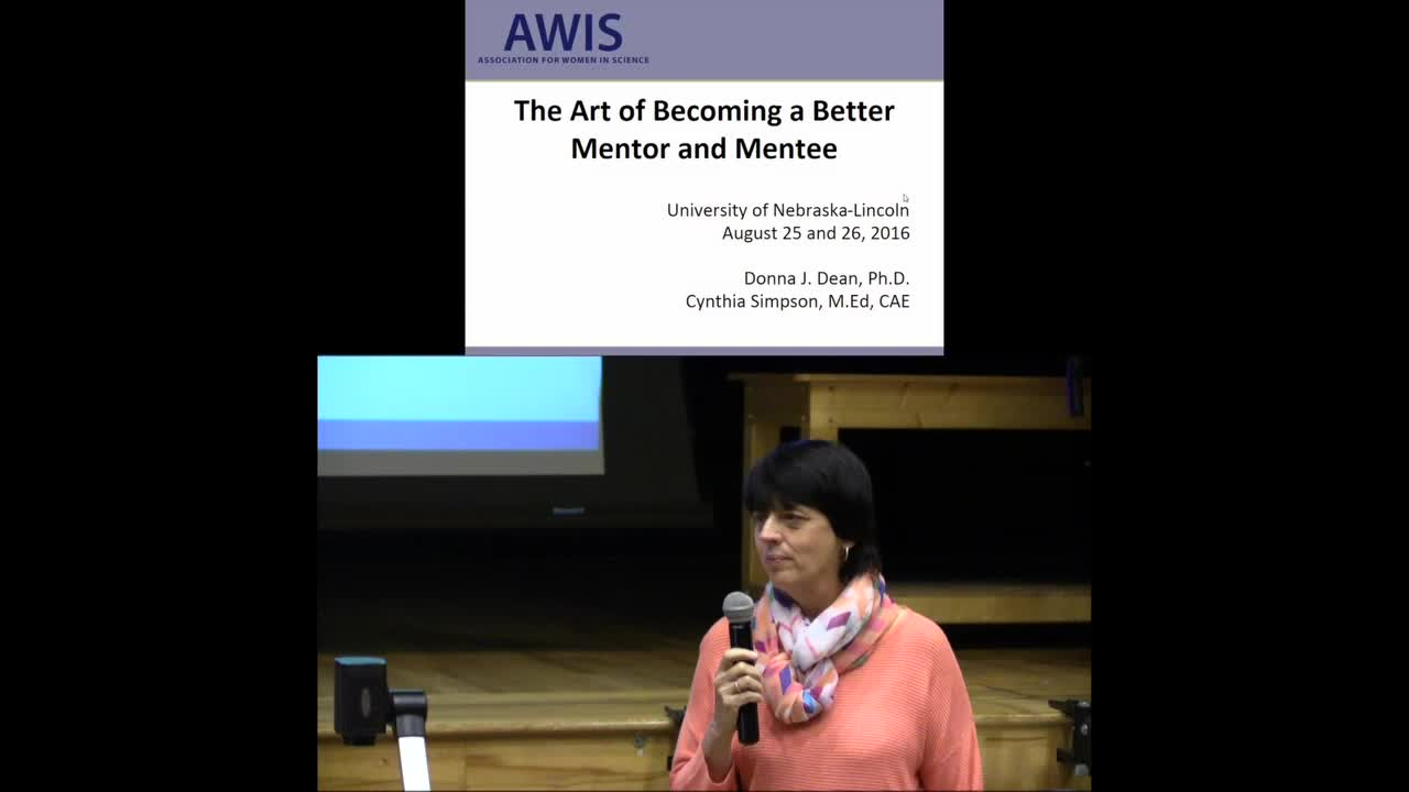 The Art of Becoming a Better Mentor and Mentee - Introduction