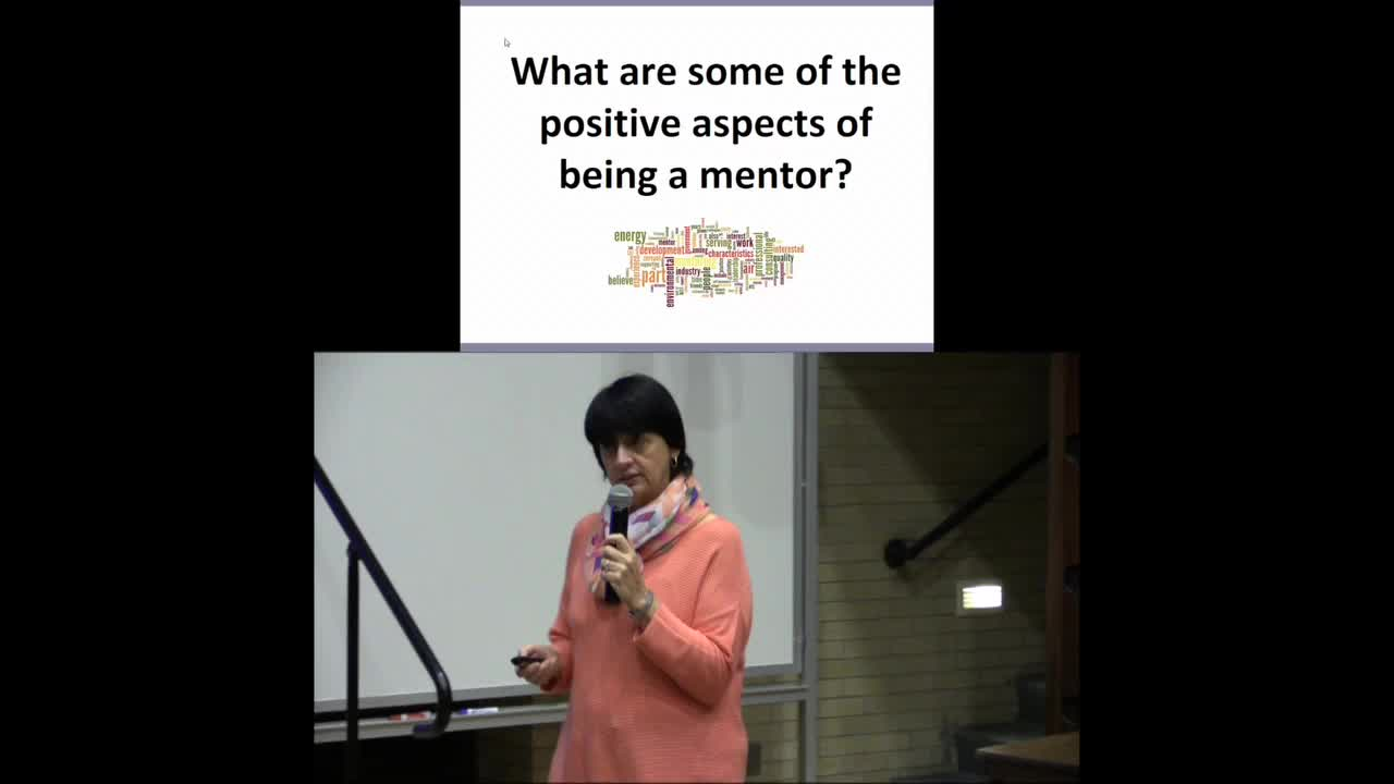 The Art of Becoming a Better Mentor and Mentee - Positive and Negative Aspects of Mentoring