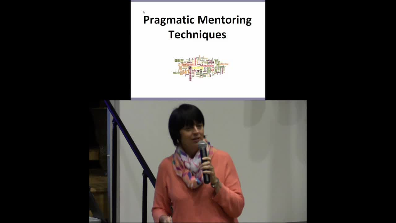The Art of Becoming a Better Mentor and Mentee - Pragmatic Techniques