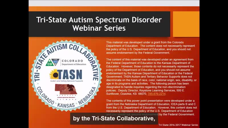 Autism and Mental Health Part 1