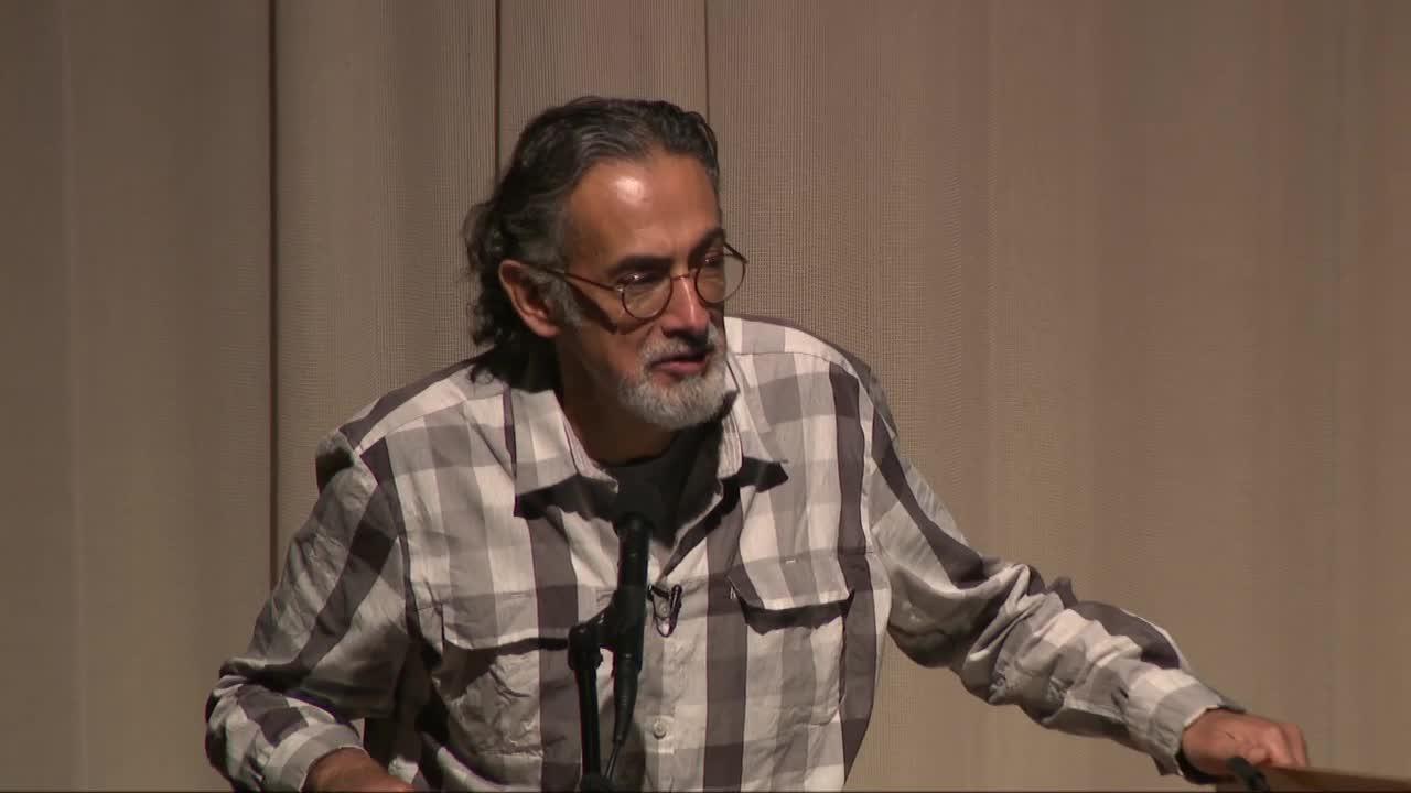 Enrique Chagoya at Sheldon Museum of Art