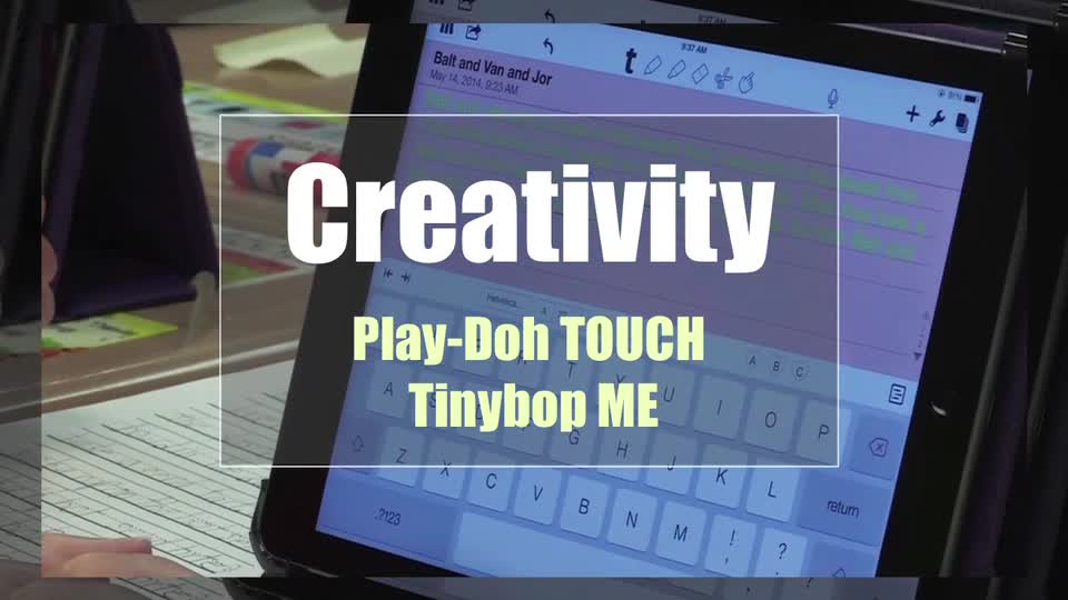 Tech Edge, Mobile Learning In The Classroom - Episode 41, Creativity