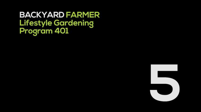 Lifestyle Gardening 401