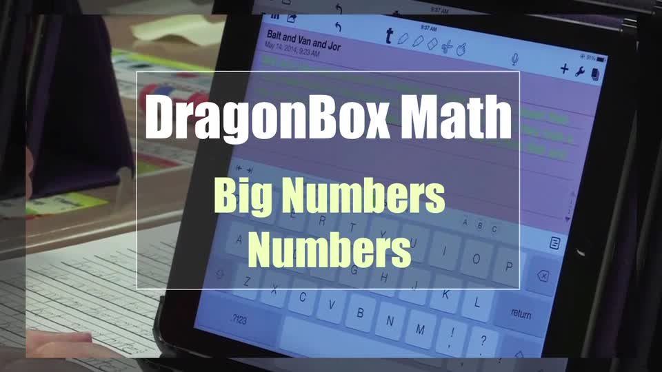Tech Edge, Mobile Learning In The Classroom - Episode 42, DragonBox Math