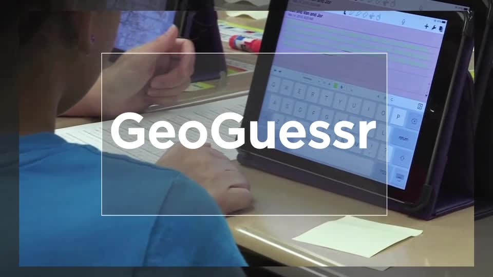 Tech Edge, Mobile Learning In The Classroom - Episode 45, GeoGuessr