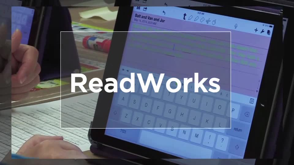 Tech Edge, Mobile Learning In The Classroom - Episode 46, ReadWorks