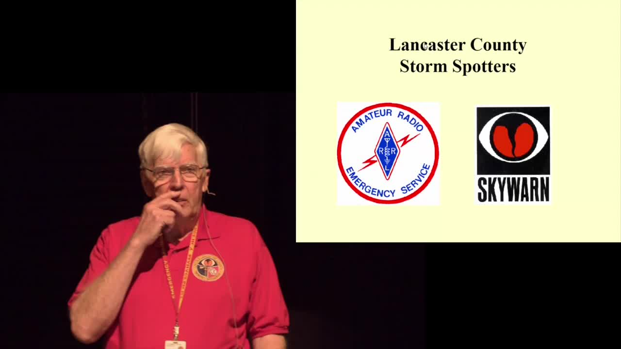 CPSWS 2016 - Lancaster County Storm Spotter Procedures