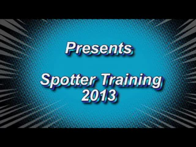CPSWS 2013 - Storm Spotter Training Workshop