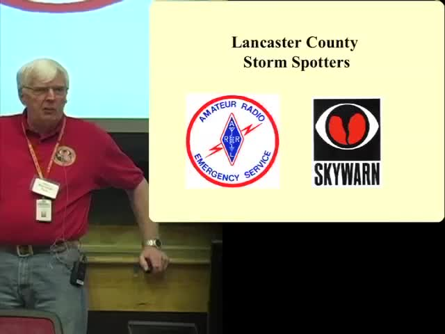CPSWS 2013 - Lancaster Co. Storm Spotters