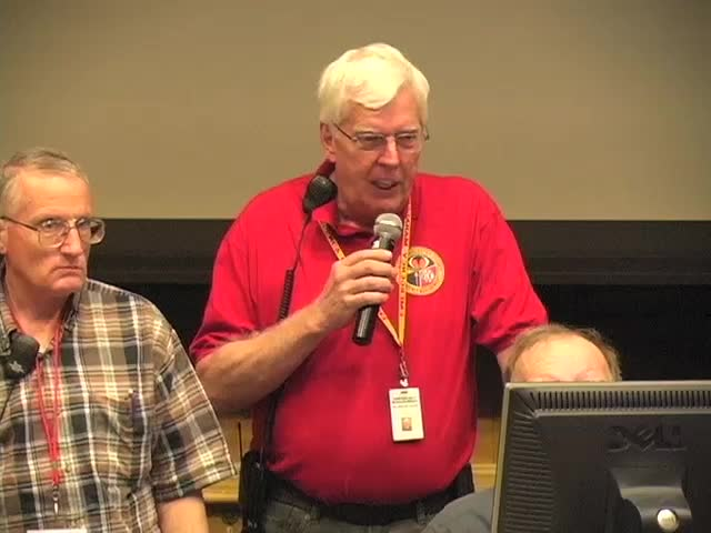 CPSWS 2011 - How To Become an Official Storm Spotter, Polices and Procedures