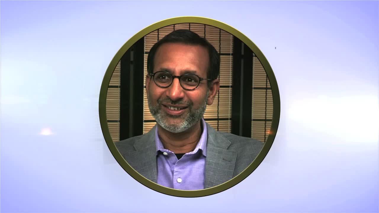 TMFD Featured Alum Ramesh Venkataswami