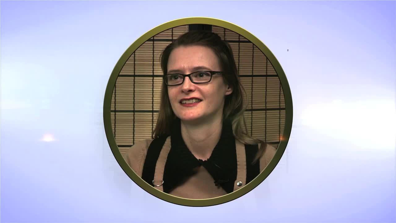 TMFD Alumni Nicole Ruskamp