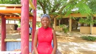 Grace Abraham on International Childhood Cancer Day