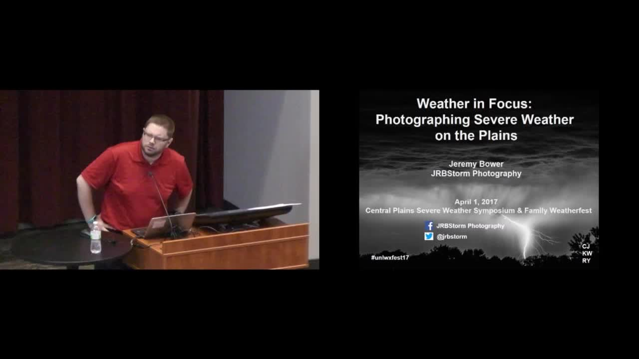 The Art and Science of Storm Photography