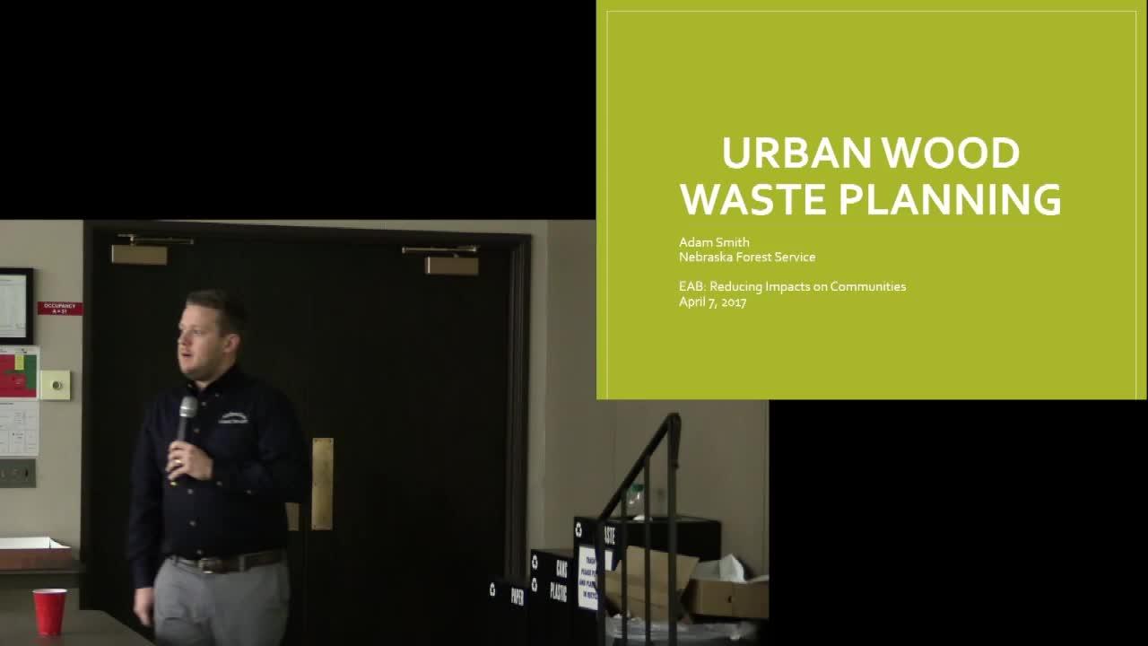 Wood Waste Response Planning