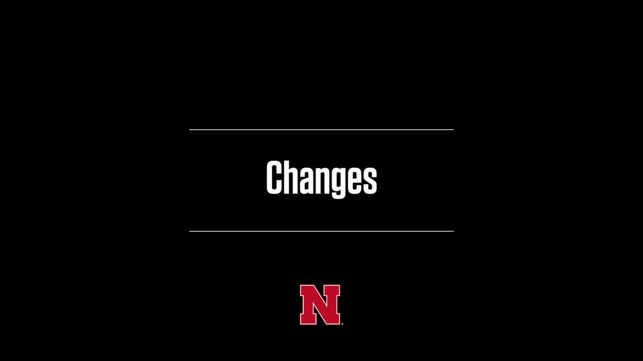 Berger: Changes