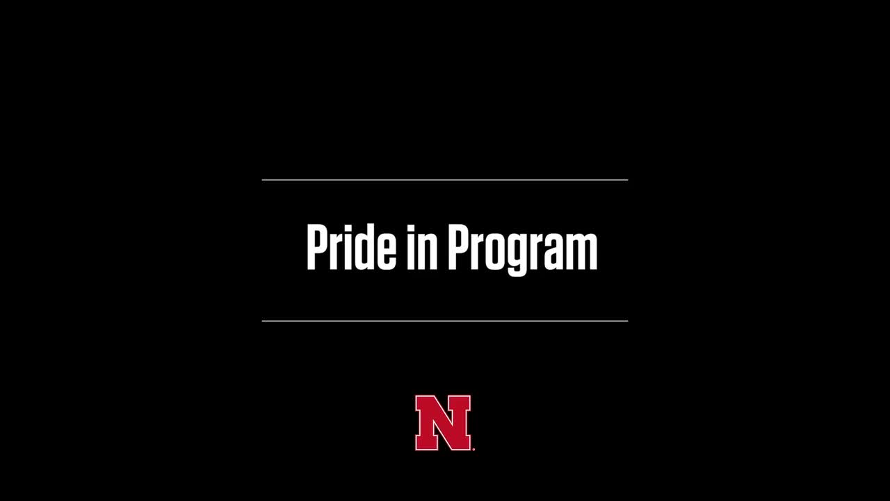 Berger: Pride in Honors Program