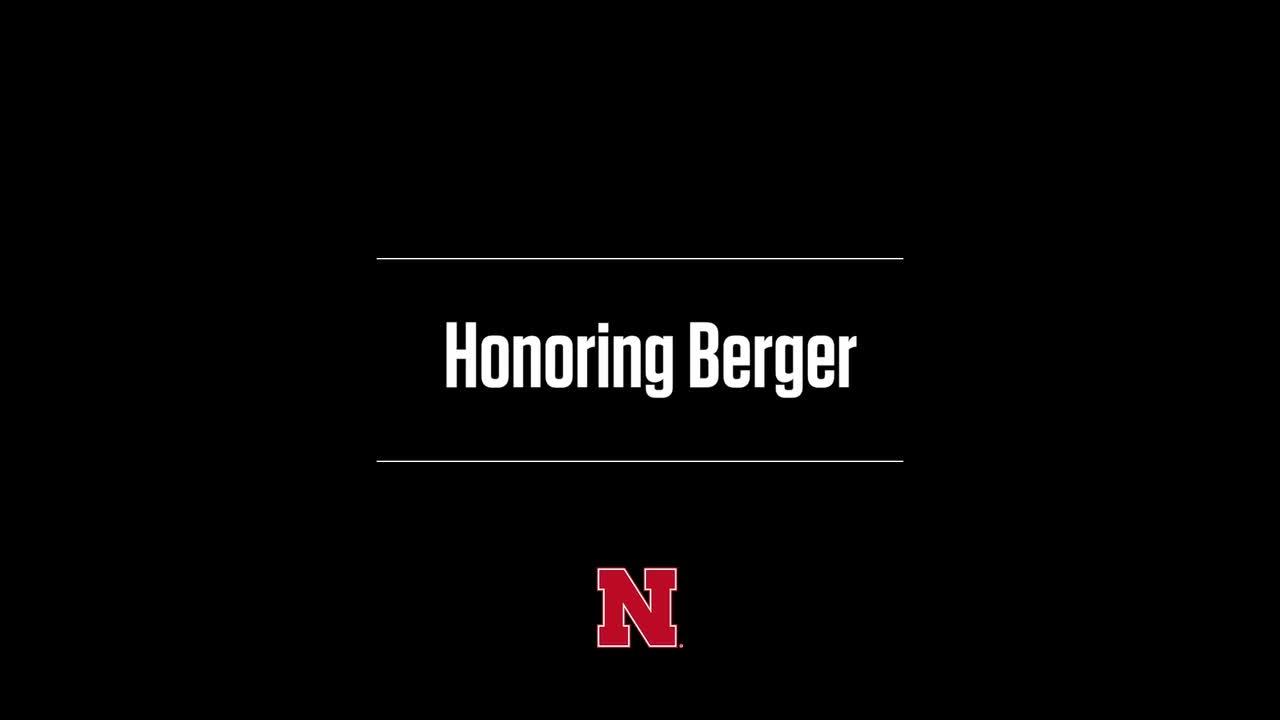 Honoring Berger