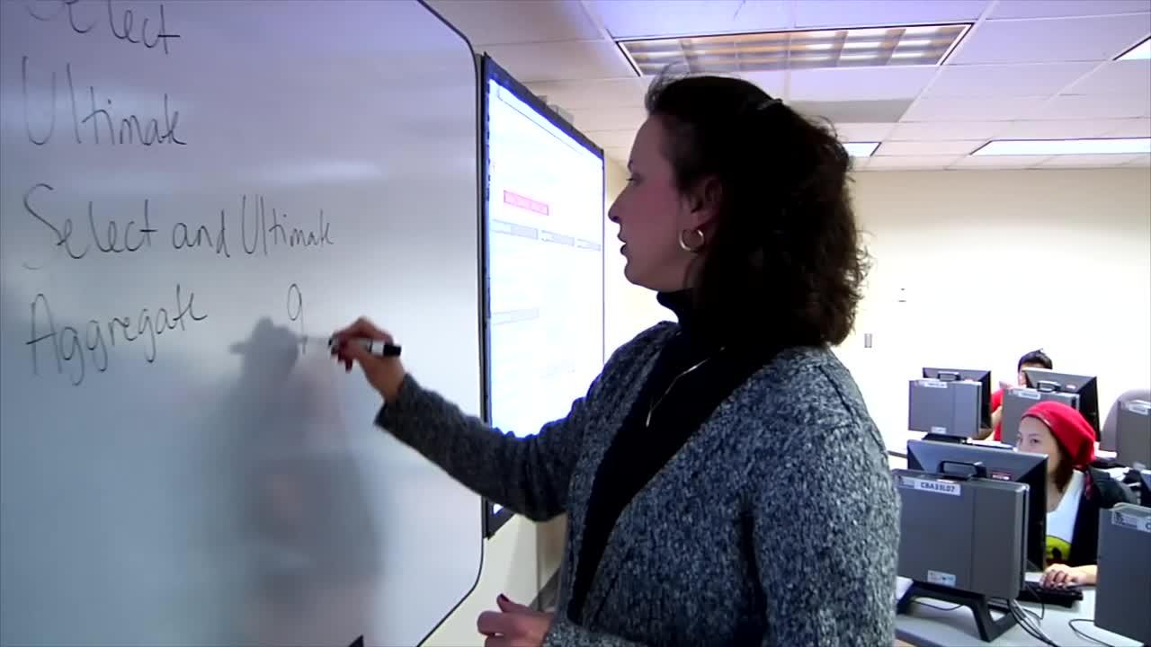 Actuarial Science Profile: Sue