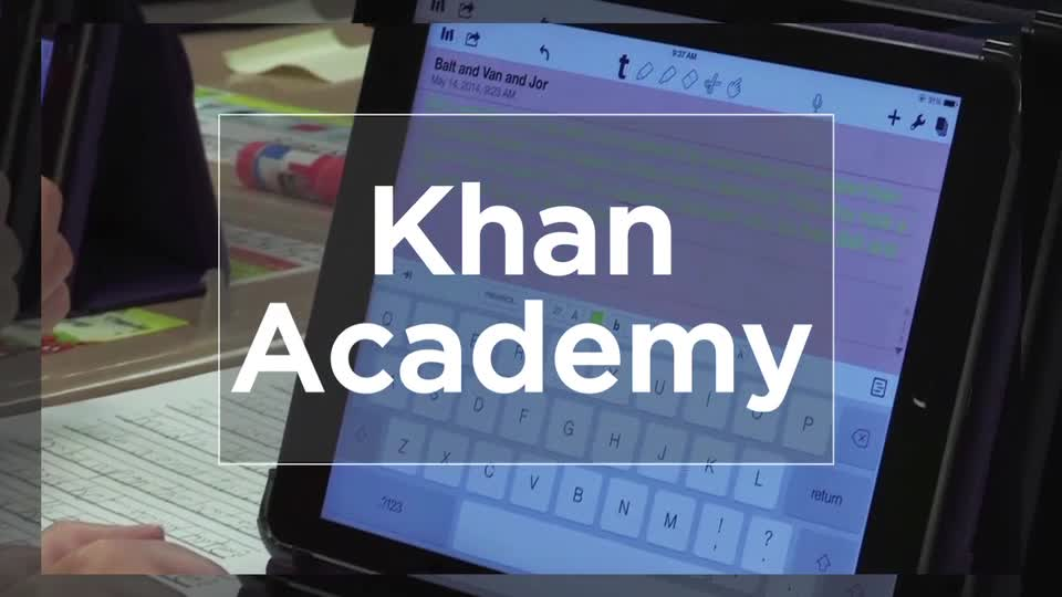 Tech Edge, Mobile Learning In The Classroom - Episode 57, Khan Academy