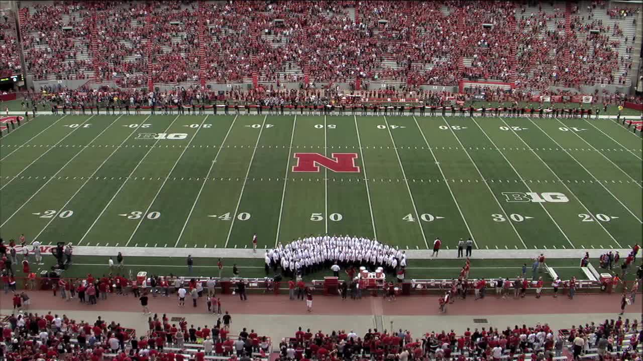 2017 Spring Game National Anthem