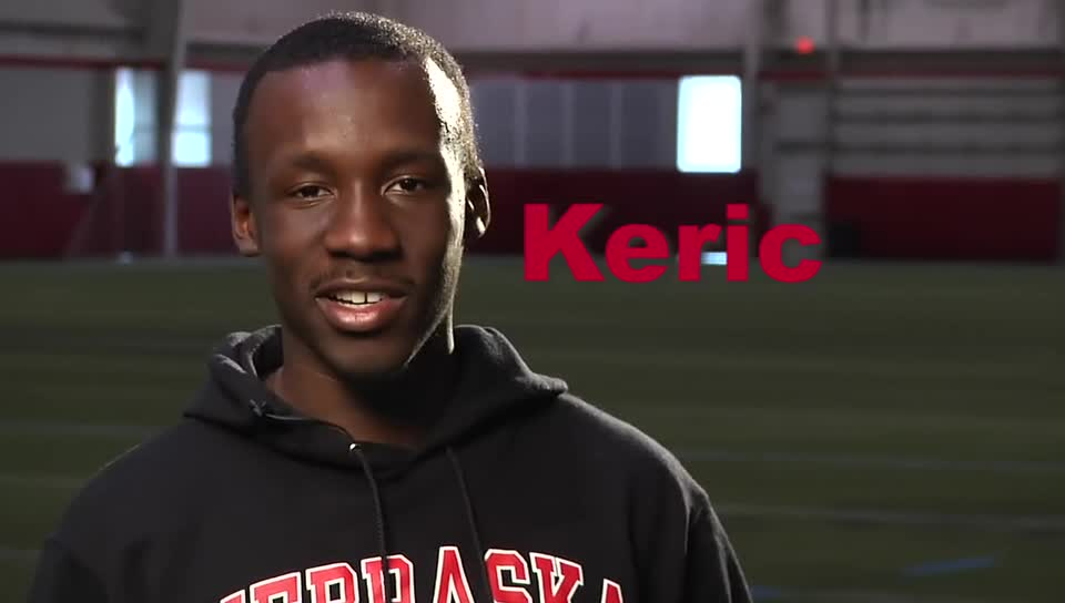 Start Something at College of Business: Keric
