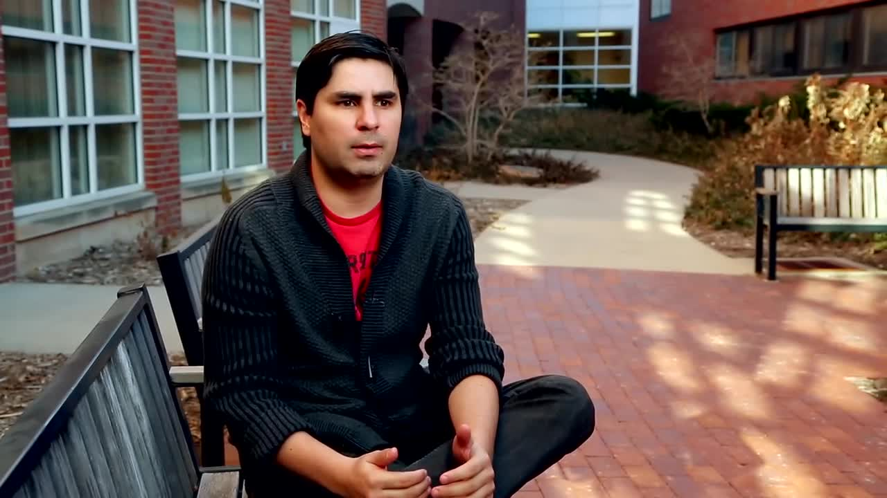 Nebraska Educational Psychology: Meet Raul