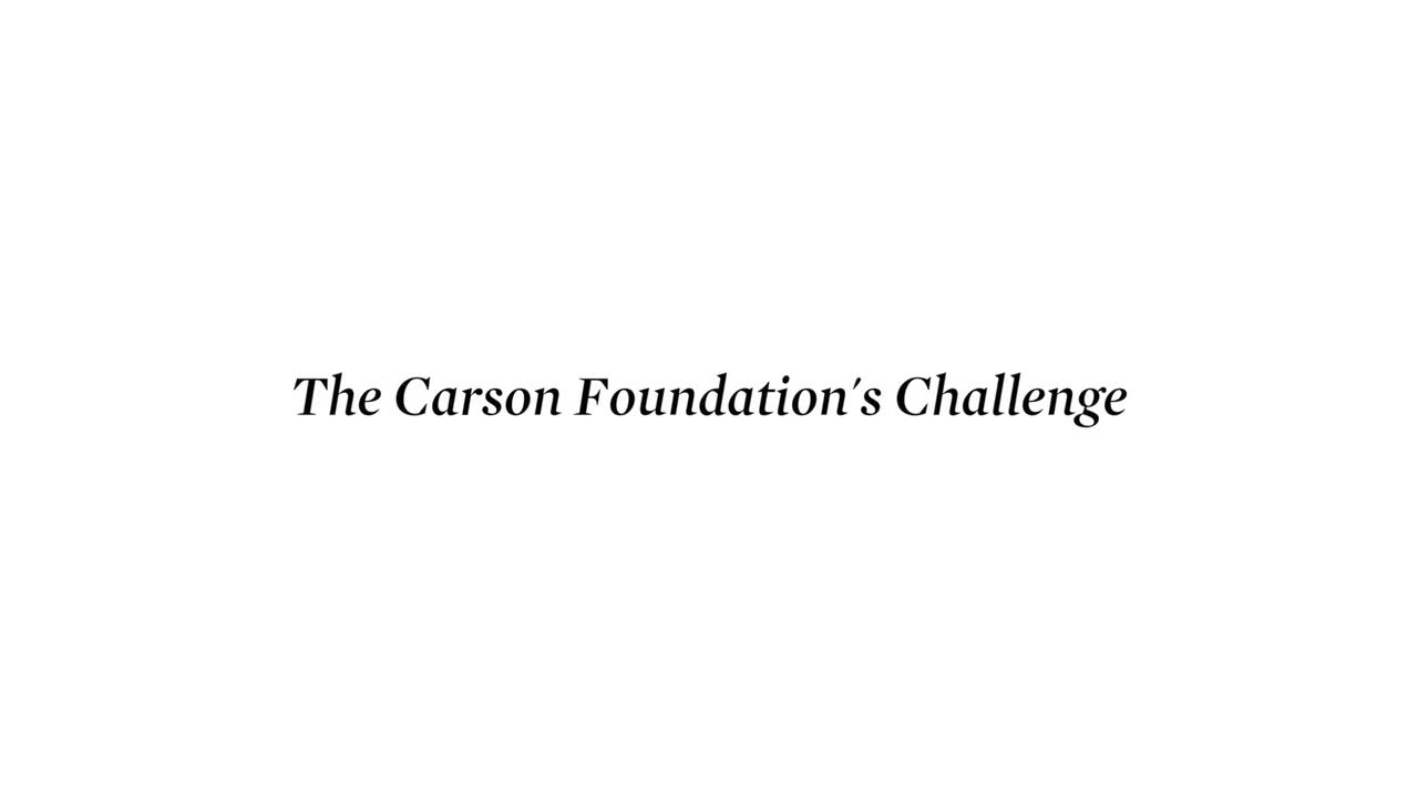 Carson Conversations Forum | Norman Hollyn