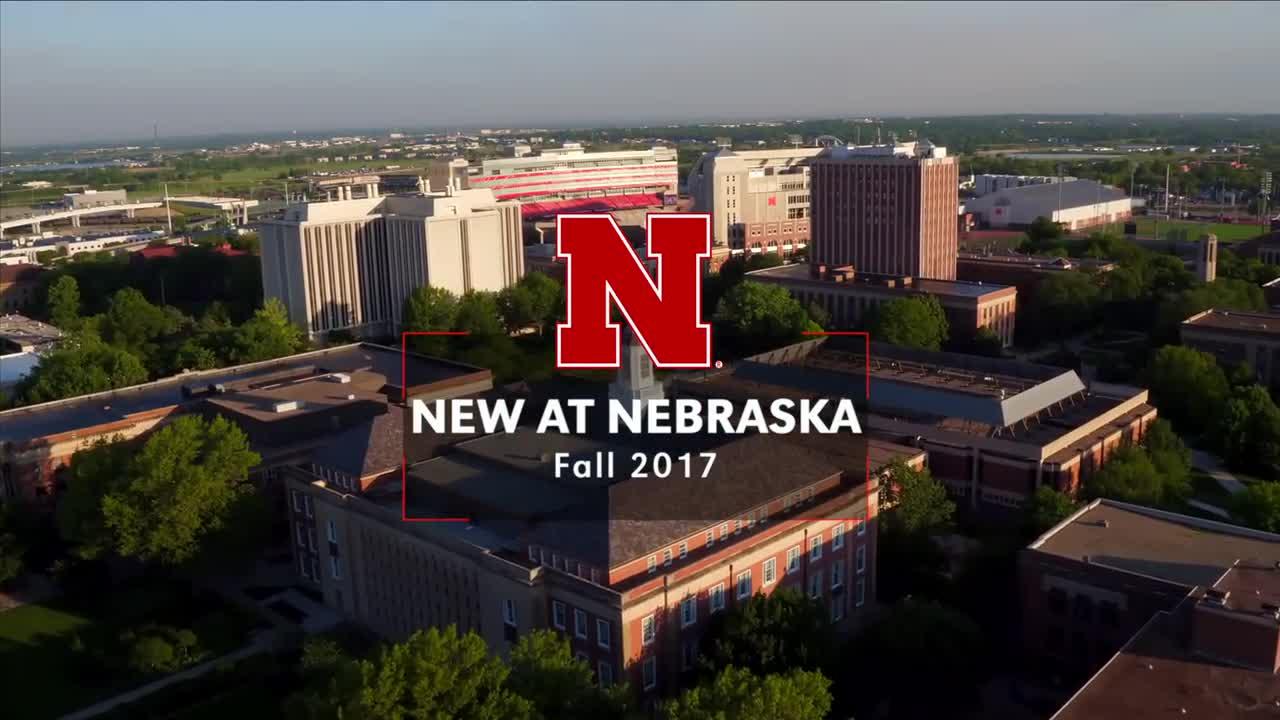 New at Nebraska   Fall 2017