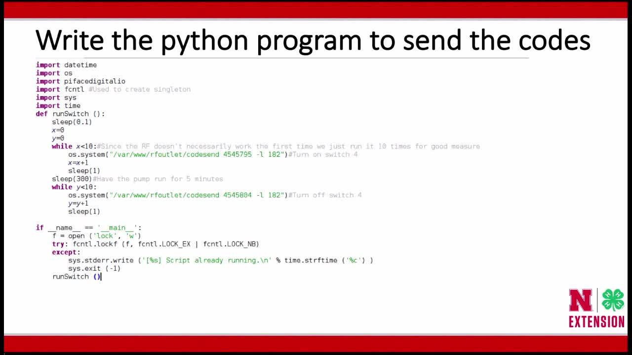 Python Code | DesignLab21 | Nebraska