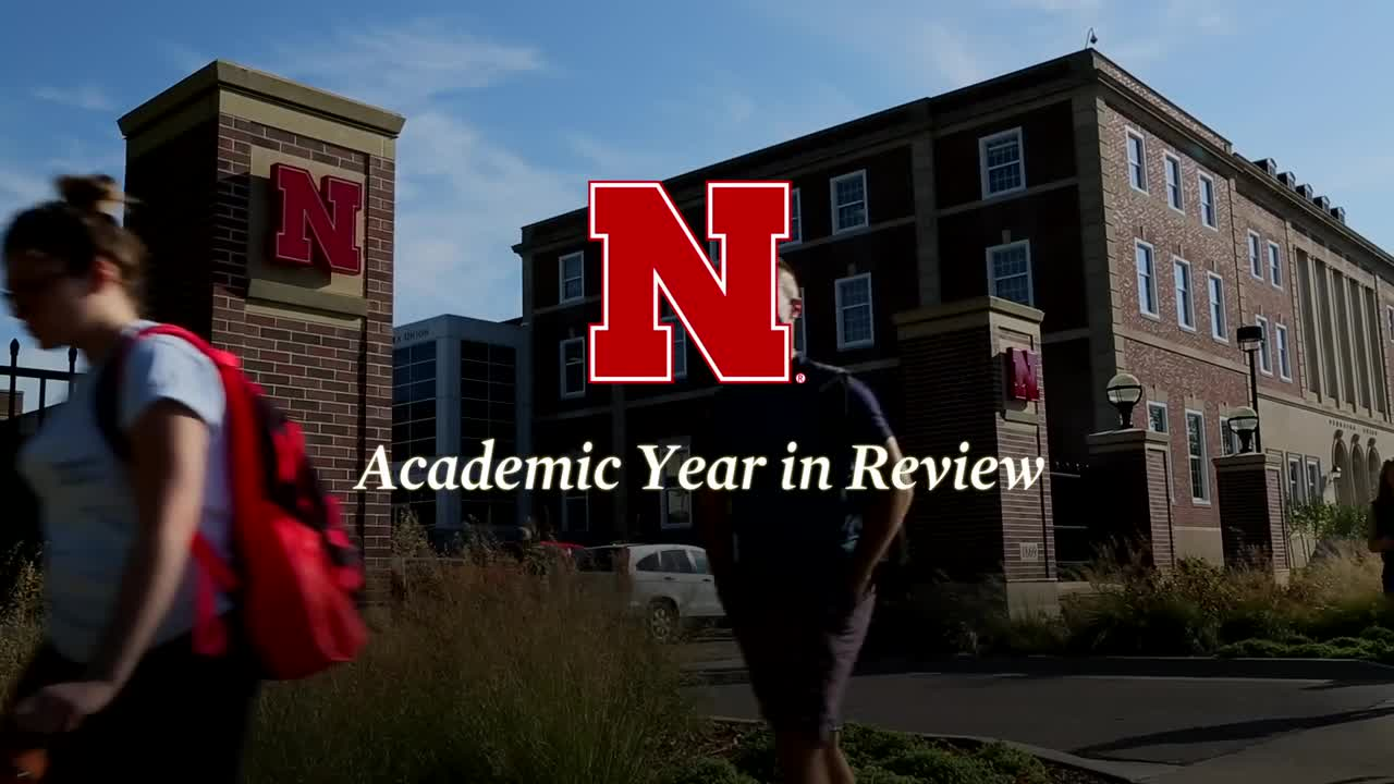 Academic year in review 2016-17
