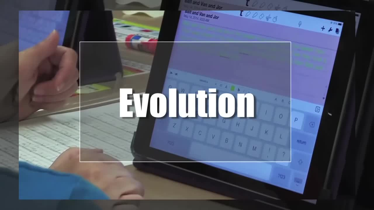 Tech Edge, Mobile Learning In The Classroom - Episode 60, Evolution
