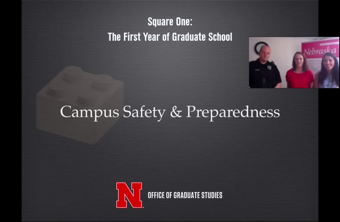 Square One, ep. 2: Campus Safety and Preparedness