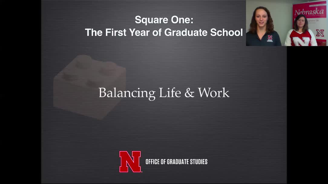 Square One, ep. 3: Balancing Life & Work in Graduate School