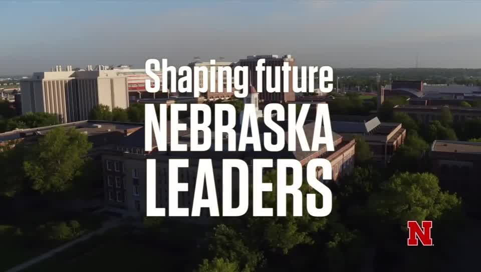 NU for NE: Shaping Future Nebraska Leaders