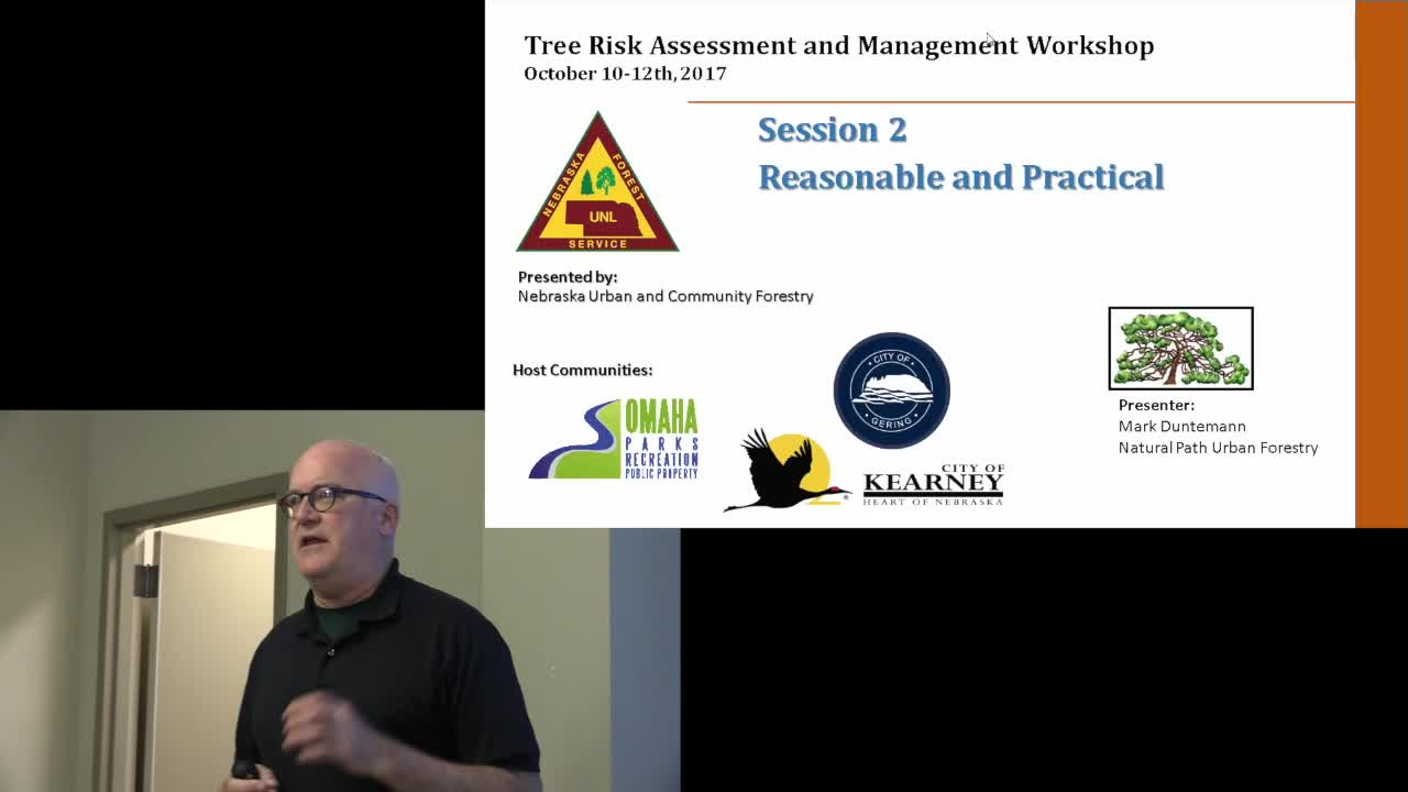 Tree Risk Assessments- As Low as Reasonably Practical (pt. 2)