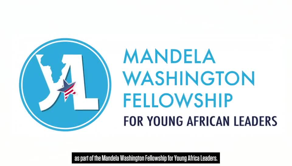 2017 Mandela Washington Fellowship at Nebraska