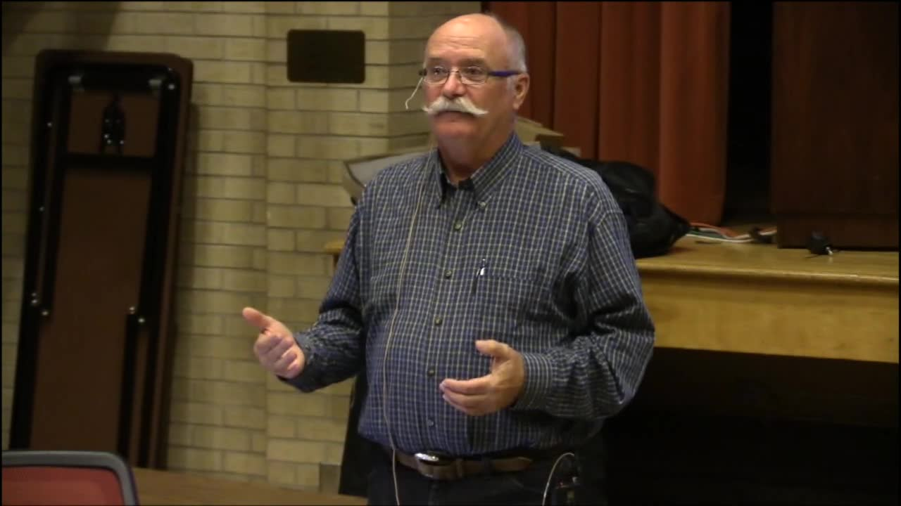 Wayne Woldt - Unmanned Aircraft for Agriculture and Natural Resources