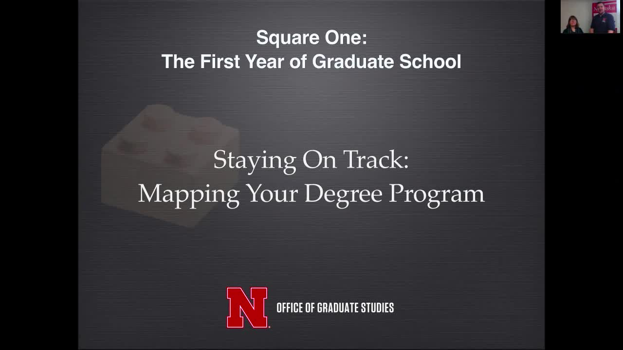 Square One, ep. 4: Staying On Track