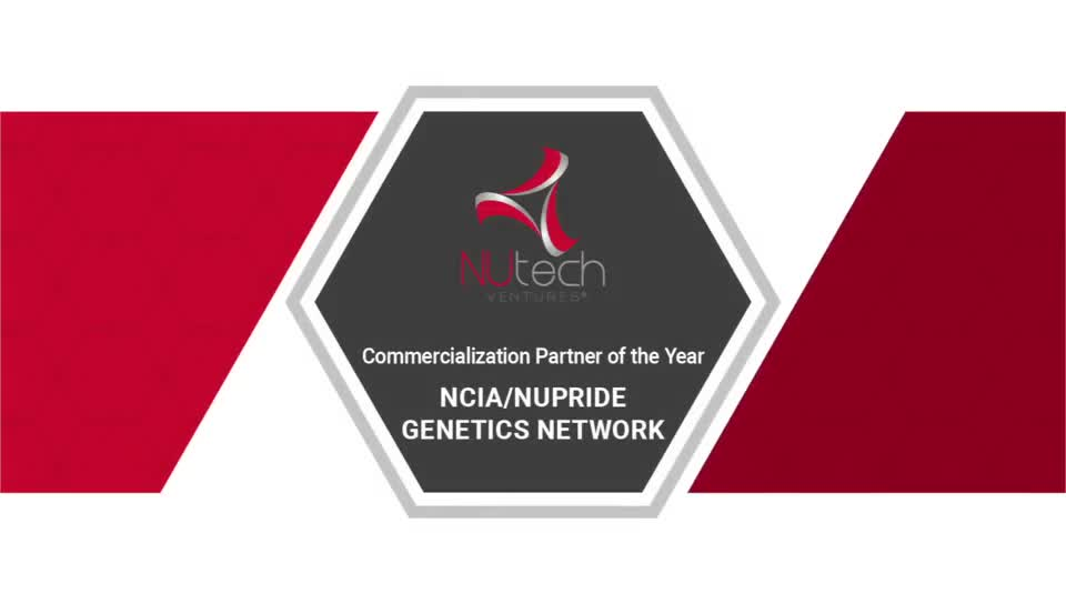 Commercialization Partner of the Year  - NCIA/NuPride Genetics Network