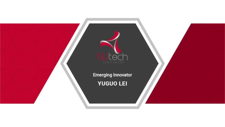 Emerging Innovator  - Yuguo Lei