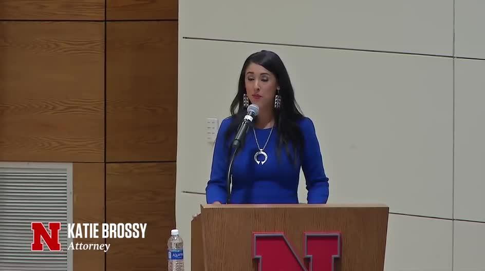 Big Red Talks - Katie Brossy