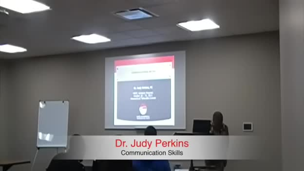 2015 MATC Scholars Program: Dr. Judy Perkins