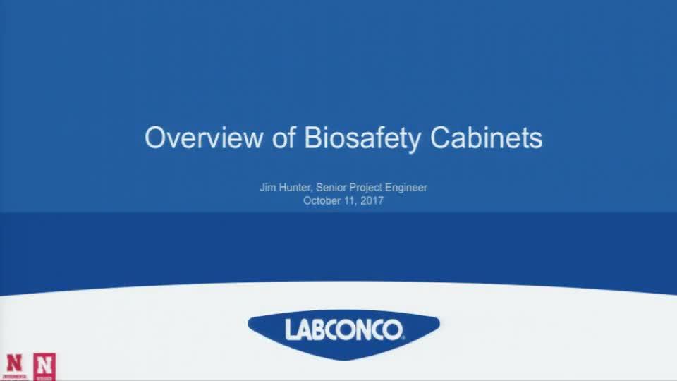 Using Biosafety Cabinets