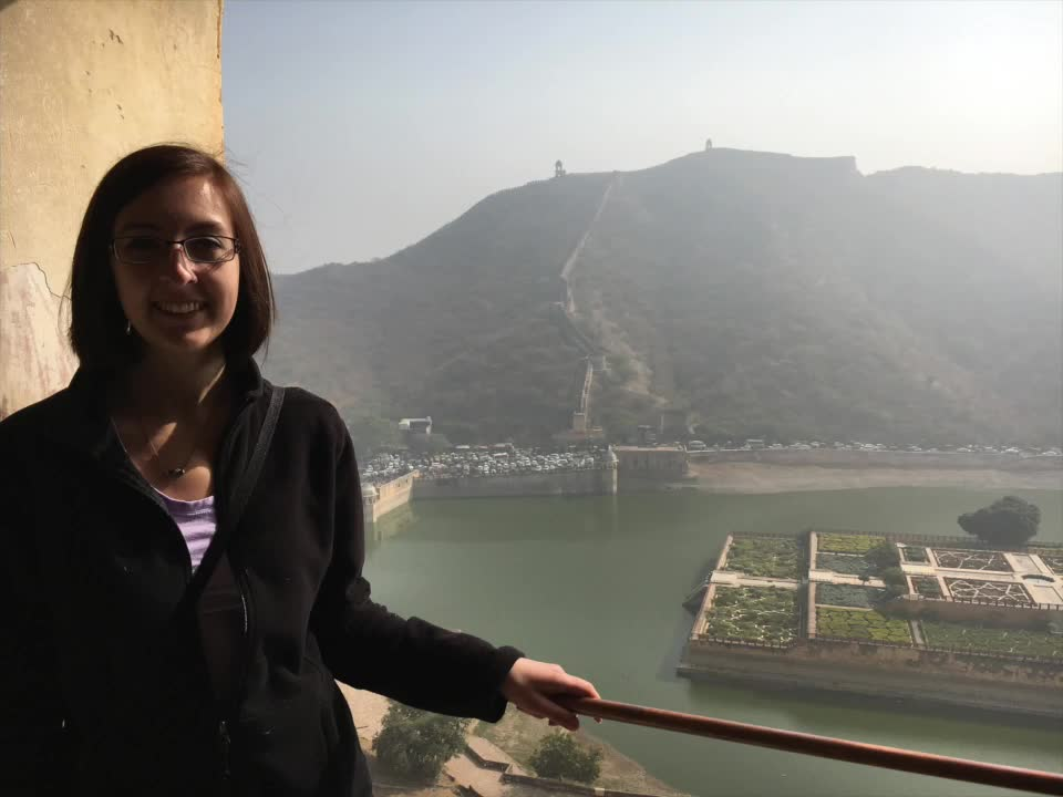 UNL Student Rachel Boyce on Why You Should Study Abroad!