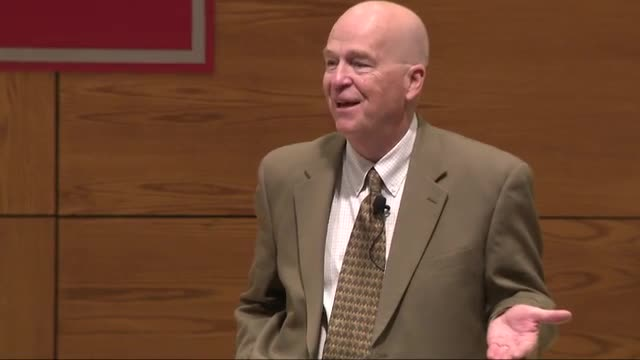 Criminal Justice Lecture--Tom Casady, Director of Public Safety for Lincoln, Nebraska