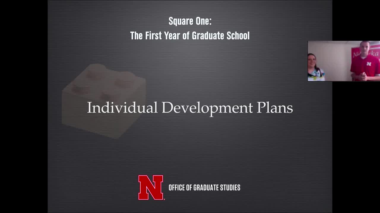Square One, ep. 5: Individual Development Plans