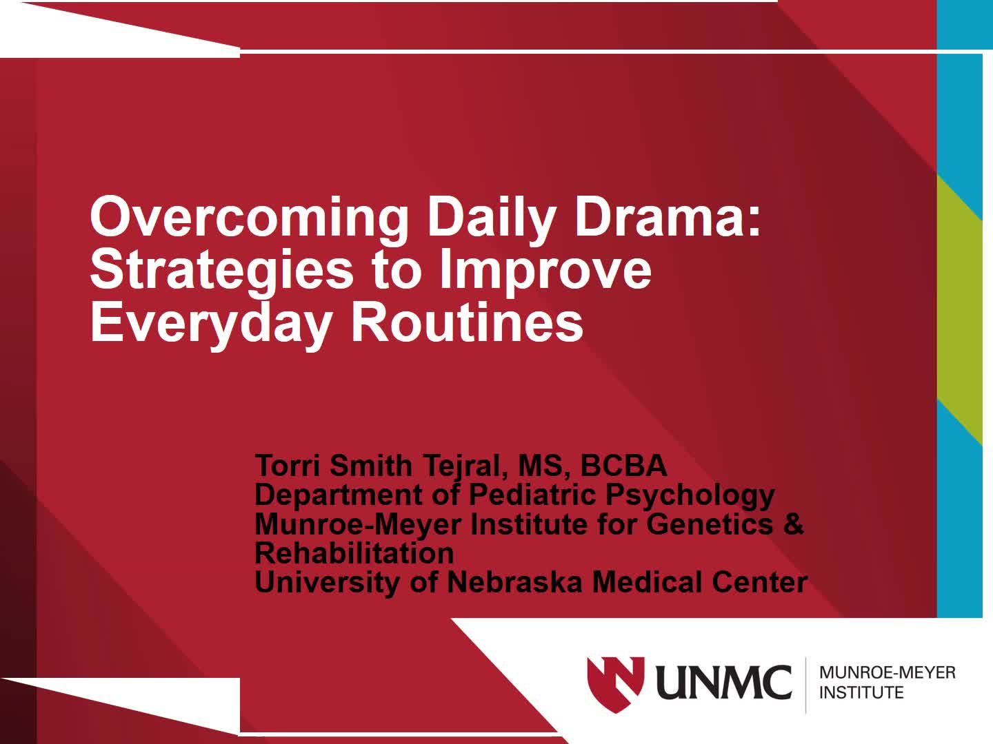 Overcoming Daily Drama: Strategies to Improve Everyday Routines